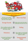 5 Reasons to Change Your Brakes